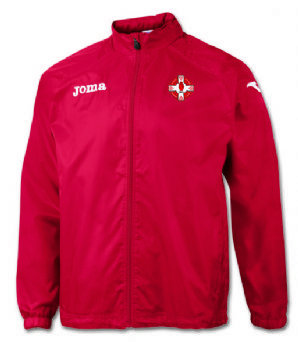 St. Michael's GAC JOMA Alaska Jacket - Red
